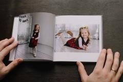 Полиграфическая книга из Lightroom 18x18